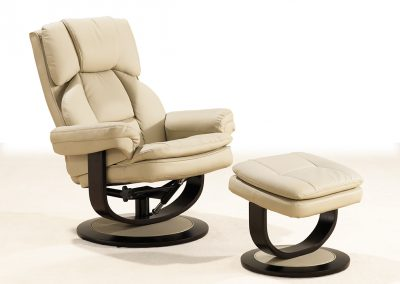 Jefferson Relax Chair & Footstool