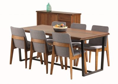 Contempo 7pc Dining & Buffet (2)