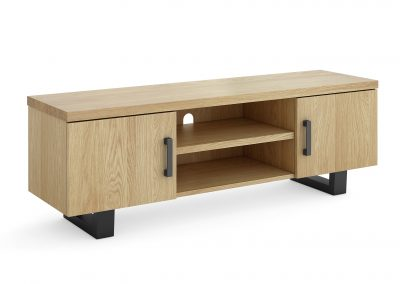 Heston TV Unit - Natural