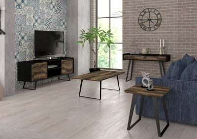 Jigsaw Living - Rustic Black